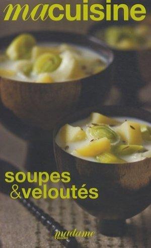 Soupes & veloutés - lec - 9782841231362 -