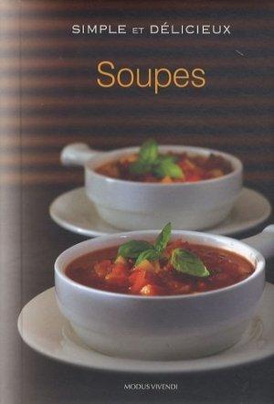 Soupes - Modus Vivendi - 9782895236788 -