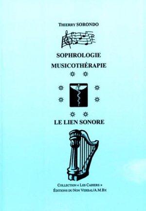 Sophrologie Musicothérapie - du non verbal - 9782906274419 -