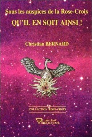 Sous les auspices de la Rose-Croix - Diffusion Rosicrucienne - 9782908534641 -