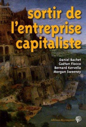 Sortir de l'entreprise capitaliste - Editions du Croquant - 9782914968300 -