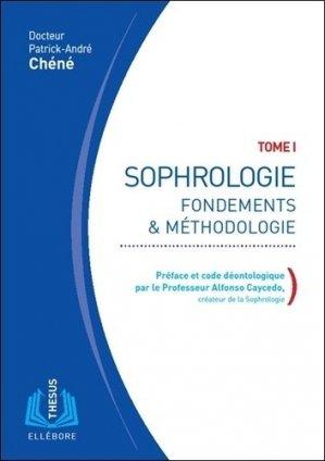 Sophrologie - ellebore - 9791023001396 -