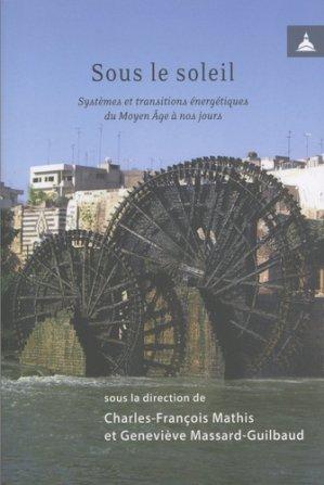 Sous le soleil - publications de la sorbonne - 9791035103040