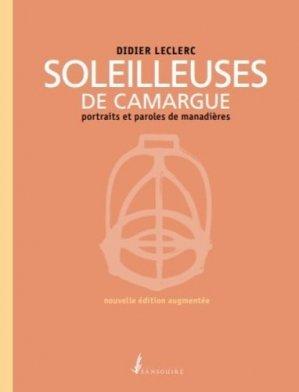 Soleilleuses de Camargue - sansouire - 9791091985352 -