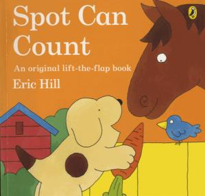 SPOT CAN COUNT  - PENGUIN - 9780141343792 -