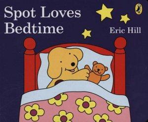 SPOT LOVES BEDTIME  - PENGUIN - 9780141362861 -
