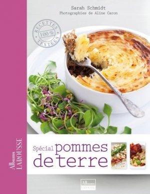 Spécial pommes de terre - Larousse - 9782035874832 -