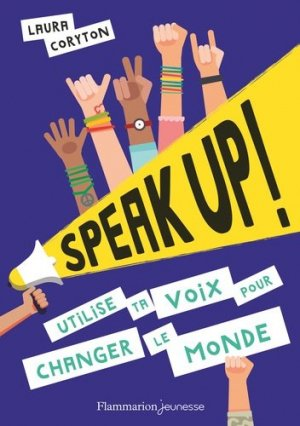 Speak up ! - flammarion - 9782081500815 -