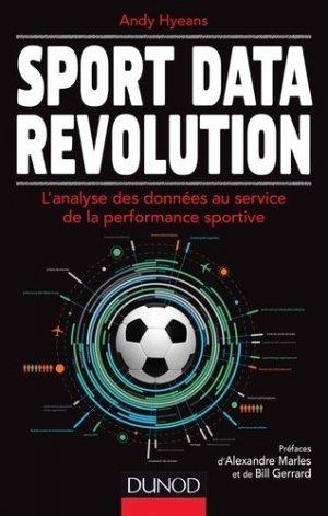 Sport Data Revolution - dunod - 9782100747160 -