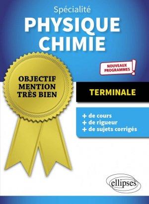 Spécialité Physique-Chimie Tle. Edition 2020 - Ellipses - 9782340038363 -