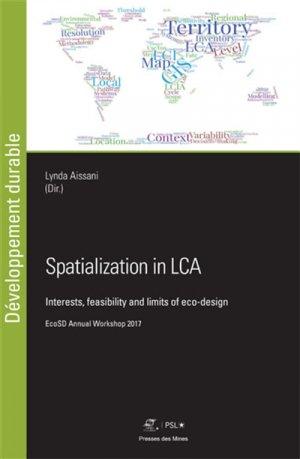 Spatialization in LCA - presses des mines - 9782356715234