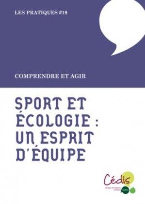 Sport et écologie, l'esprit d'équipe - le passager clandestin - 9782369350347 -