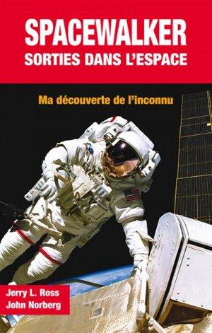 Spacewalker - jpo - jean-pierre otelli editions - 9782373010114 -