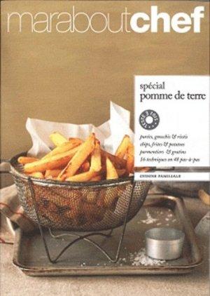 Spécial pomme de terre - Marabout - 9782501069762 -