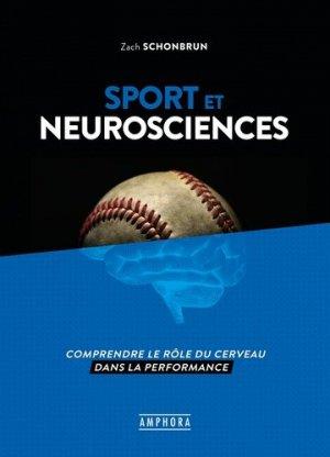 Sport et neurosciences - amphora - 9782757603949