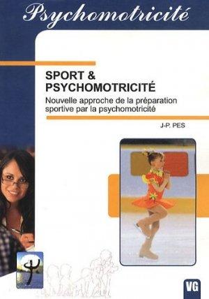 Sport & Psychomotricité - vernazobres grego - 9782818302989 -