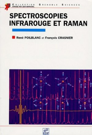 Spectroscopies infrarouge et Raman - EDP Sciences - 9782868837448 -