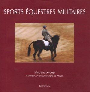 Sports équestres militaires - grandvaux - 9782909550268 -