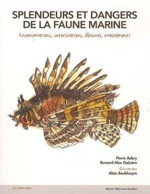 Splendeurs et dangers de la faune marine - xavier montauban - 9782914990059 -