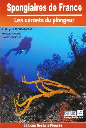 Spongiaires de France - neptune plongee - 9782954808413 -