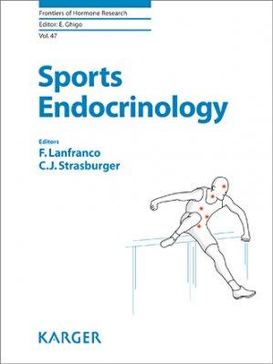 Sports Endocrinology - karger - 9783318058680 -