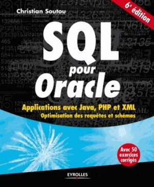 SQL pour Oracle - eyrolles - 9782212136739 -