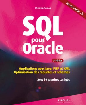 SQL pour Oracle - eyrolles - 9782212141566 -