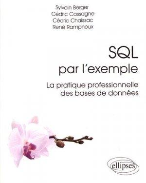 SQL par l'exemple - ellipses - 9782340016620 -