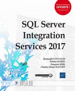 SQL server intégration services 2017 - eni - 9782409014895 -