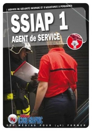SSIAP 1 - icone graphic - 9782357385511 -