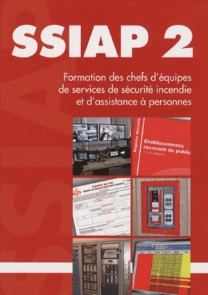 SSIAP 2 - france selection - 9782852661721 -