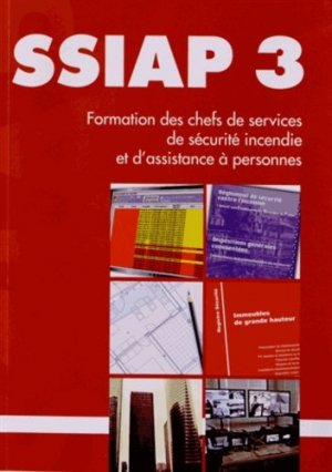 SSIAP 3 - france selection - 9782852662117 -