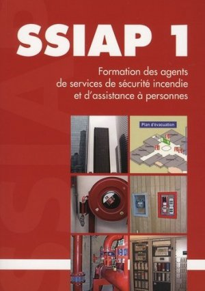 SSIAP 1 - france selection - 9782852662551 -