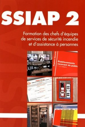 SSIAP 2 - france selection - 9782852662568 -