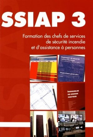 SSIAP 3 - france selection - 9782852662575 -