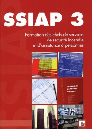SSIAP 3 - france selection - 9782852662841 -