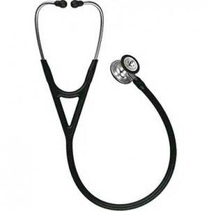 Stéthoscope Littmann Cardiologie IV - Tubulure à double conduit noir - 3m littmann - 0707387789770 -