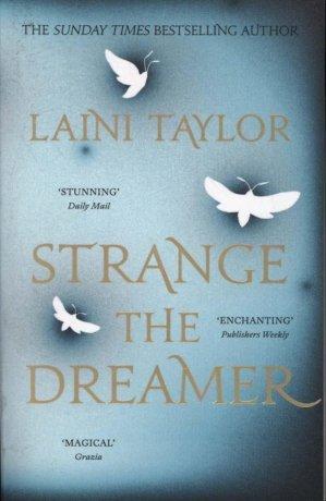 Strange the Dreamer - hodder and stoughton - 9781444788952 -