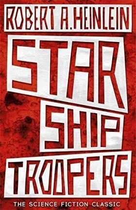Starship Troopers - hodder and stoughton - 9781473616110 -
