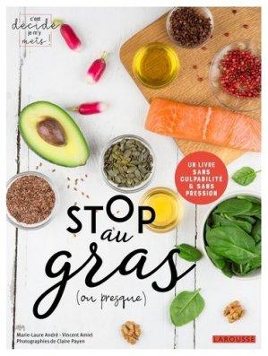 Stop au gras - larousse - 9782035967336 -