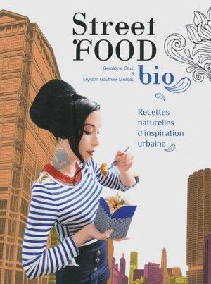 Street food bio - gallimard editions - 9782072541957 -