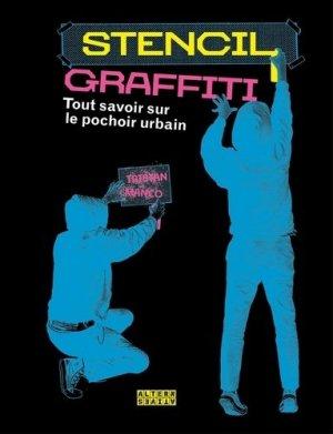 Stencil graffiti - gallimard editions - 9782072888410 -