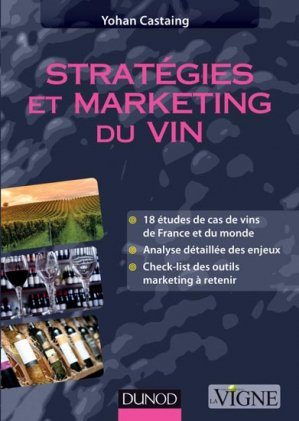 Stratégies et marketing du vin - dunod - 9782100587971 -