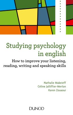 Studying psychology in English - dunod - 9782100772513