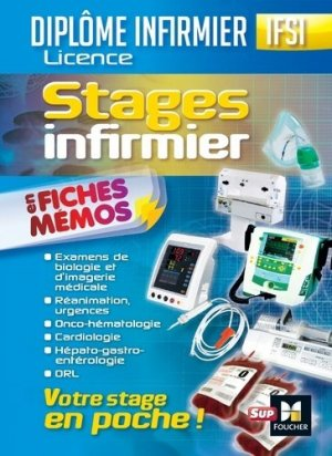 Stages infirmier - foucher - 9782216143160 -