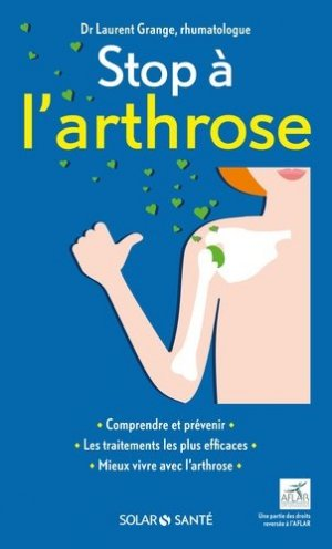 Stop à l'arthrose-solar -9782263071768