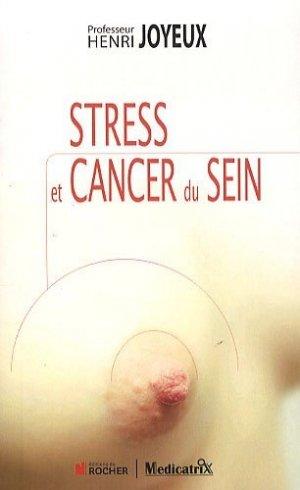 Stress et Cancer du Sein - du rocher - 9782268071497 -