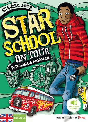 Star School on Tour - Livre + mp3 - Didier - 9782278079339 -