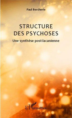 Structure des psychoses. Une synthèse post-lacanienne - l'harmattan - 9782343048604 -