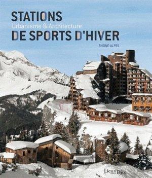 Stations de sports d'hiver - lieux dits - 9782362190230 -